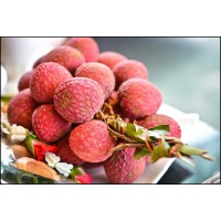 Litchi  Fresh  From Malda  2.6  KG -  Next day Delivery for Major Cities