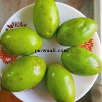 Amra (450gms) or Ambarella Fruit - Farm Fresh - Express Delivery
