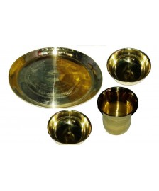 Kansa Utensil Set For Annaprashan