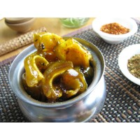 Kacha Amer Achar - 400 Gram Express Delivery