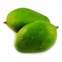 Kacha Metha Aam Or Mango - 4 Kg Regular Delivey