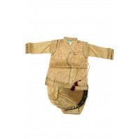 Dhuti Punjabi - Kids (2yrs) - Silk
