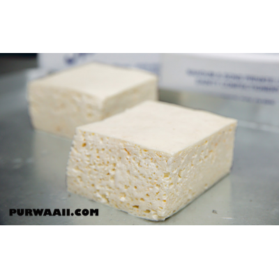 Bandel Cheese  Plain (White) or Bundle Cheese  Plain (White)  - 4.8Kg(Regular Delivery)